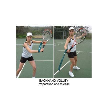 Backhand Fixer Volley