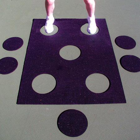Dot and Spot Movement Mat