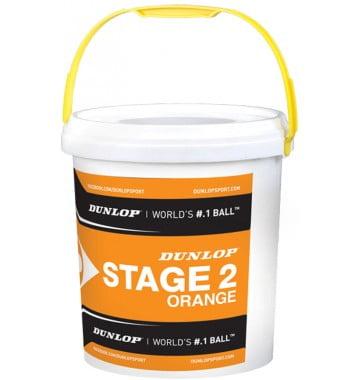 Dunlop Stage 2 emmer 60 ballen