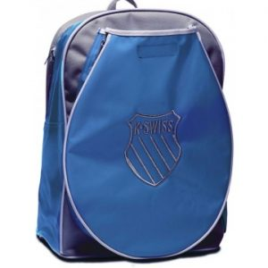 K-Swiss Ibiza Backpack Junior Blue/Grey