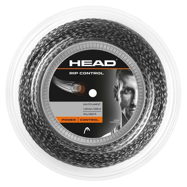 Head Rip Control Zwart