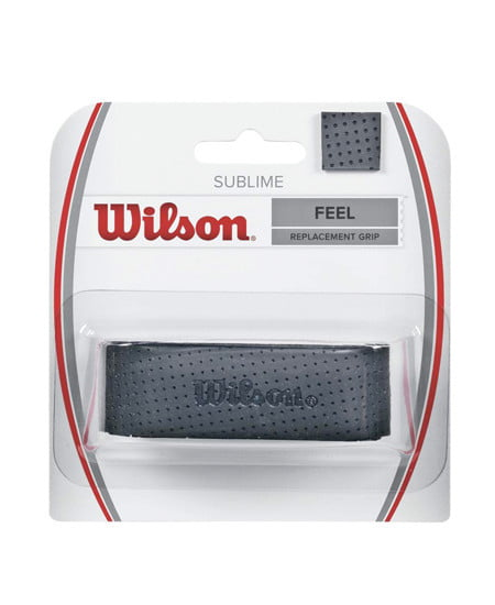 Wilson Sublime Grip Zwart