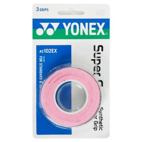 Yonex Super Grap French Pink 3 stuks