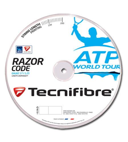 Tecnifibre Razor Code Carbon 200 meter