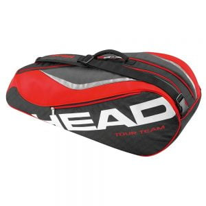 Head Tour Team Combi 6R Rood