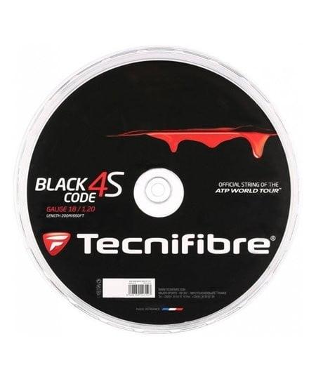 Tecnifibre Black Code 4S 200 meter