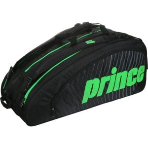 Prince Tour Challenger 9 Pack Bag Black/Green