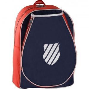 K-Swiss Ibiza Backpack Junior Navy/Red