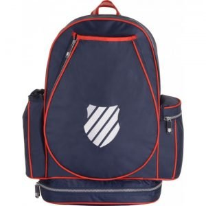 K-Swiss Ibiza Backpack Senior Navy/Red