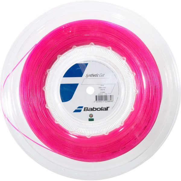 Babolat Synthetic Gut Roze 200 meter