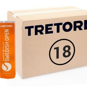 Tretorn Swedish Open 18x4 cans