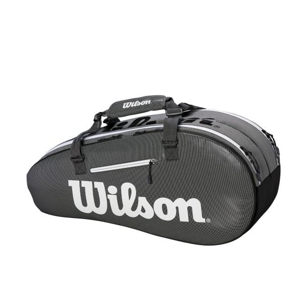 Wilson Super Tour 2 Comp Small Black/Grey