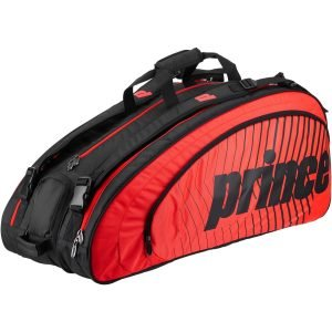 Prince Tour Challenger 9 Pack Bag Black/Red