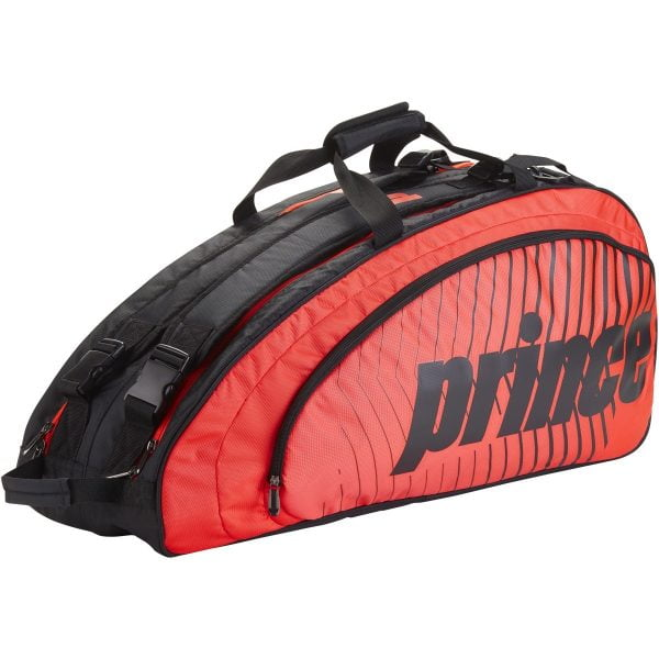 Prince Tour Future 6 Pack Bag Black/Red