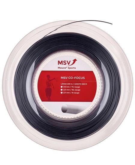 MSV Co-Focus Zwart 200 meter