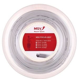 MSV Focus-Hex Wit 200 meter