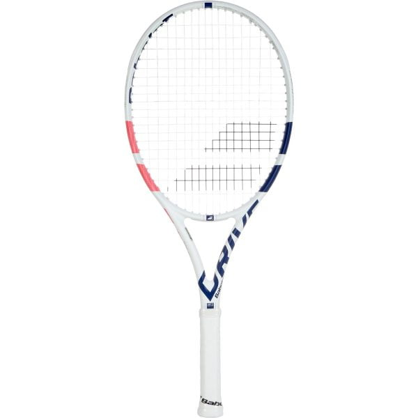 Babolat Pure Drive JR 25 Inch White Pink Blue