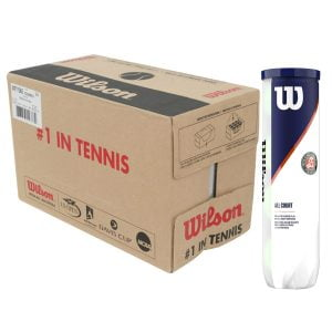 Wilson Roland Garros All Court 18x4 cans