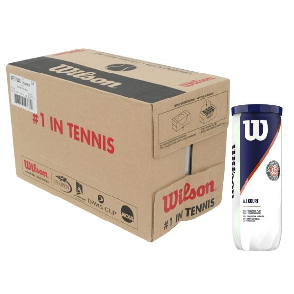 Wilson Roland Garros All Court 24x3 cans
