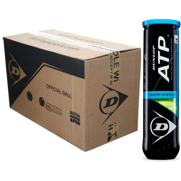 Dunlop ATP Championship 18x4 cans
