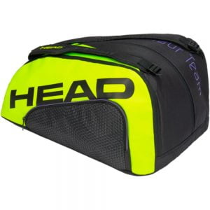 Head Tour Team Padel Monstercombi Black/Neon Yellow