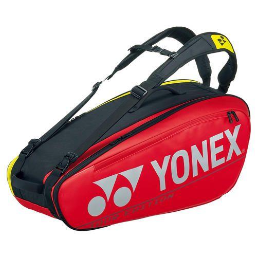 Yonex Pro 92026 Racketbag Rood